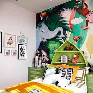 10 habitaciones infantiles que enamoran a mayores y pequeños