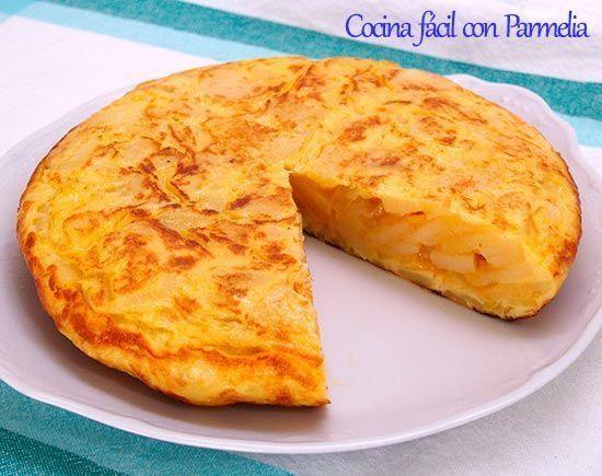 Cómo hacer la auténtica tortilla de patatas. Trucos y consejos