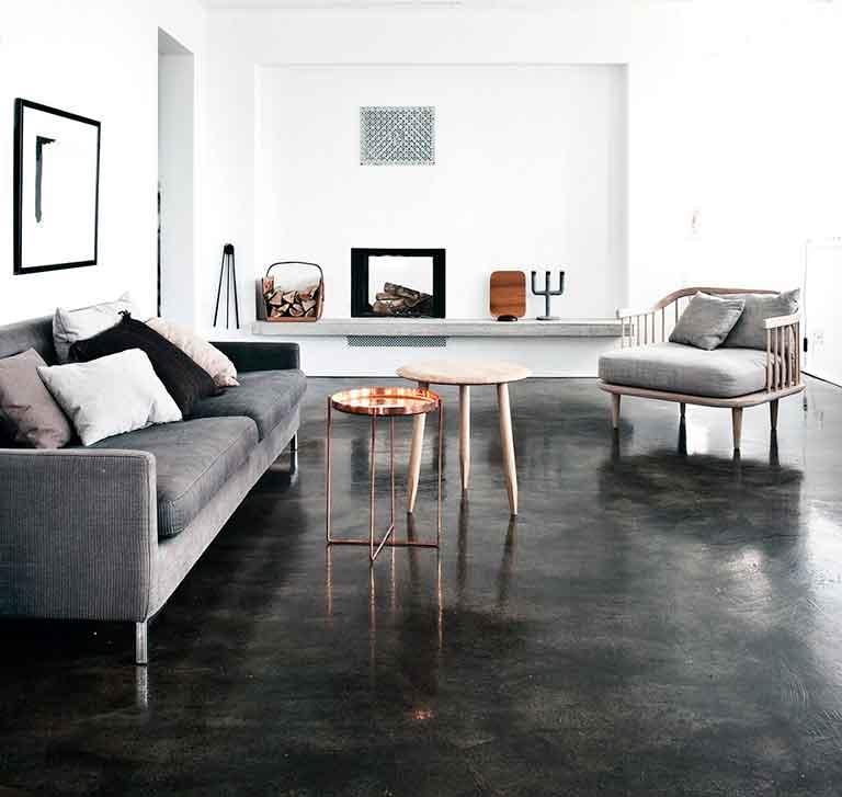 Suelos perfectos para casas modernas la mansi n de las ideas - Suelos de casas ...