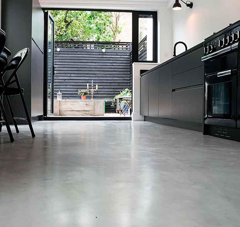 Suelos perfectos para casas modernas