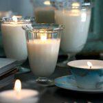 Cómo hacer velas con aceite usado