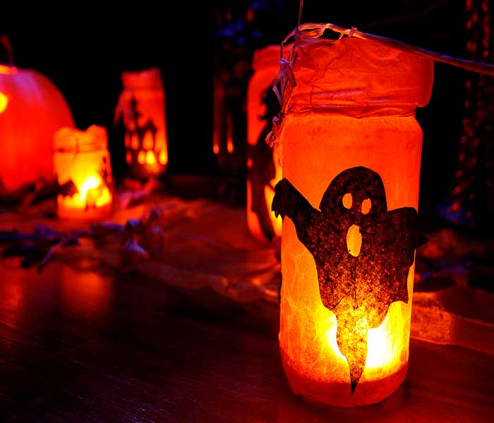Ideas para decorar y pasar un feliz halloween la mansi n for Decora tu mansion