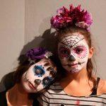 Halloween: Catrinas, brujas, manualidades