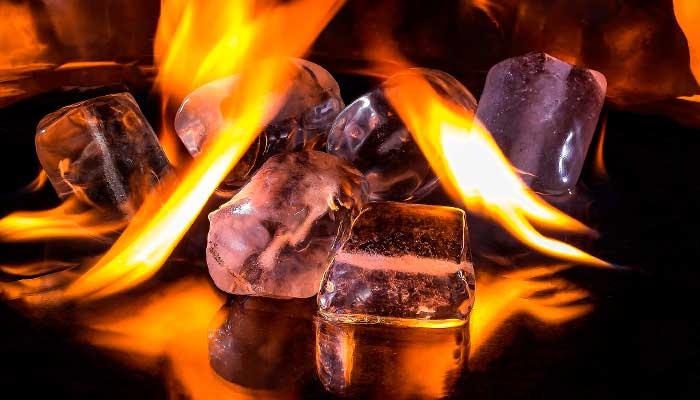 remedios-caseros-dolor-de-cabeza-frio-calor, fuego y hielo
