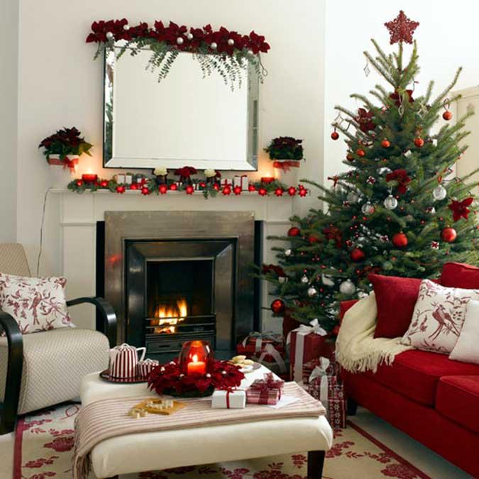 Decoración de árboles de Navidad 2017 – 2018