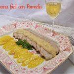 Lomo de cerdo en salsa de sidra
