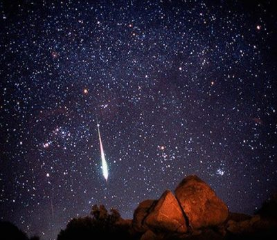 lluvia-meteoritos-Las-Leónidas