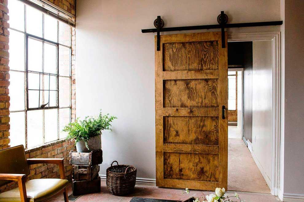 Ideas para la decoración de puertas de interior