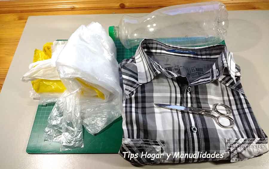 C mo hacer un dispensador para reciclar bolsas de pl stico - Dispensador bolsas plastico ...
