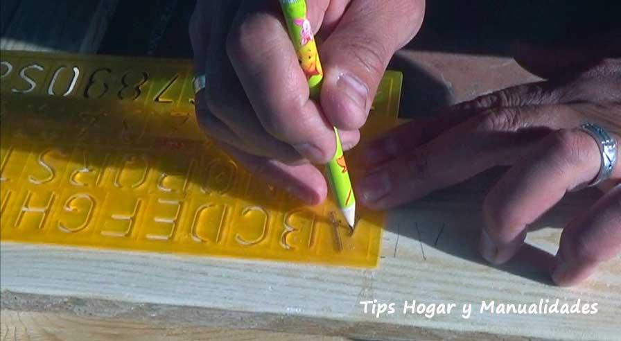 Cómo hacer un zapatero original con palets