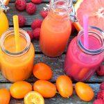 Beneficios de los zumos naturales