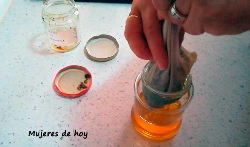 Cómo hacer aceite de caléndula