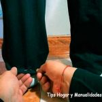 Subir los bajos de un pantalón en 5 minutos