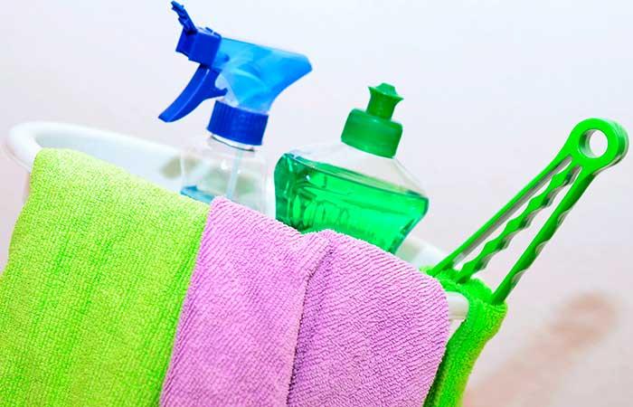 Limpiar cristales: lo que nunca debes hacer