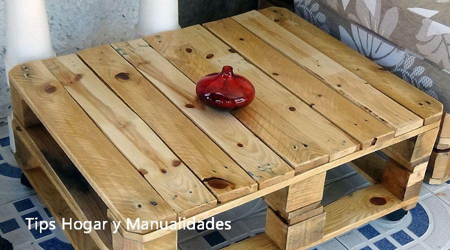 11 pasos para hacer una mesa con palets reciclados for Mesa de palets paso a paso
