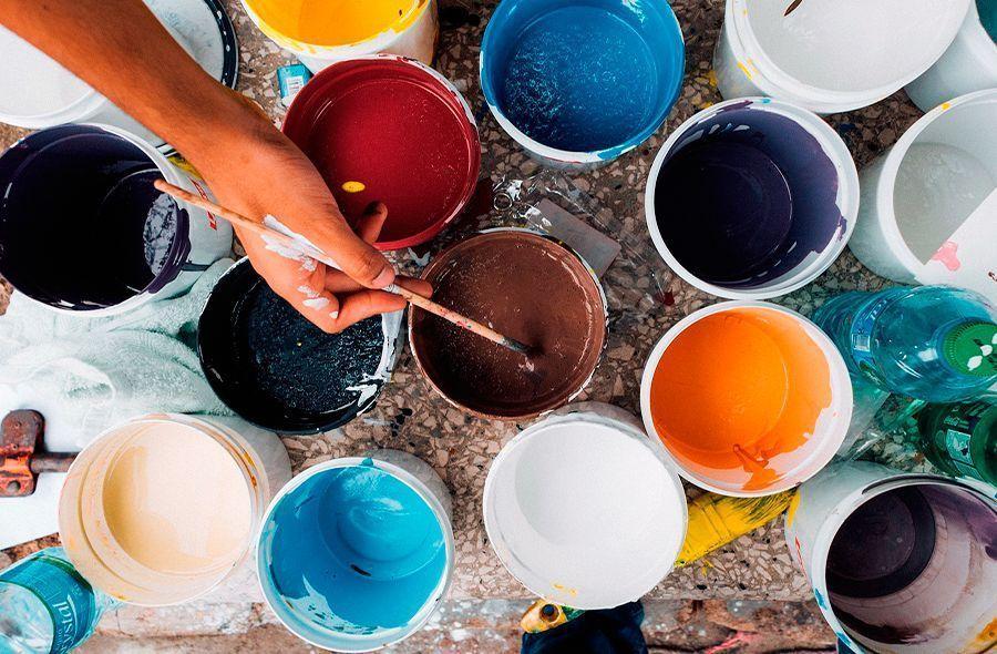 Cómo pintar una pared