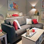 Cómo decorar salones pequeños