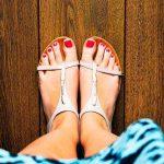 Cómo tener unos pies bonitos para el verano