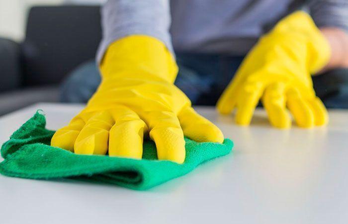 limpieza hogar saludable