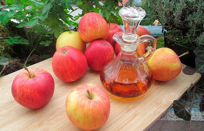 quemaduras,-vinagre-de-manzana,-zumo-de-manzana,-manzana