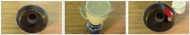 Flan de arroz con leche