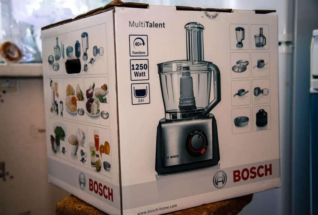 Bosch MCM68840