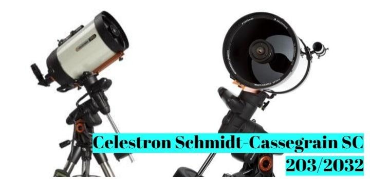 Celestron-Schmidt-Cassegrain-AVX