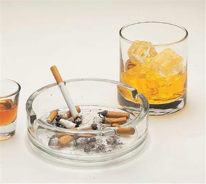 alcohol-tabaco