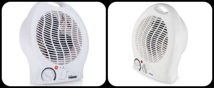 calefactor eléctrico tristar