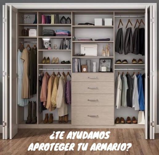 Los mejores deshumidificadores para tu armario