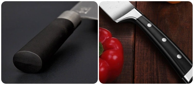 el mango cuchillo japones