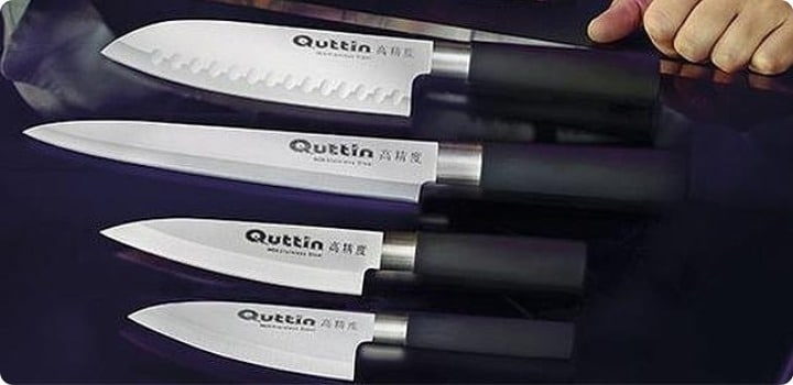 en que fijarse al comprar cuchillo quttin