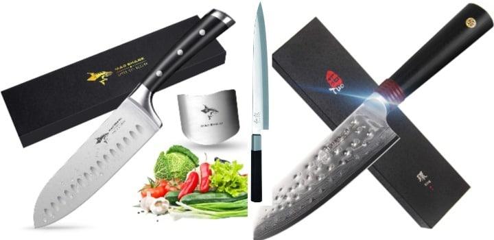 mejores cuchillos de cocina japoneses