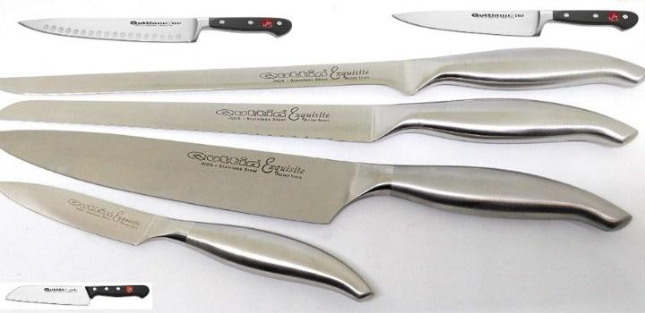 mejores cuchillos de cocina quttin