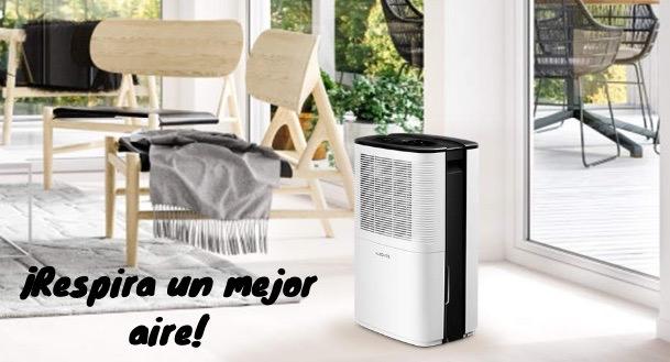 Deshumidificadores con aire para tu casa