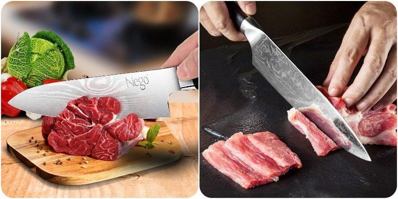 opinion cuchillos cocineros
