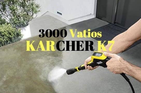 Opinión de la Karcher K7