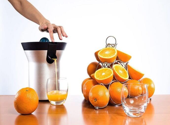 Cómo preparar un zumo de Naranja 3