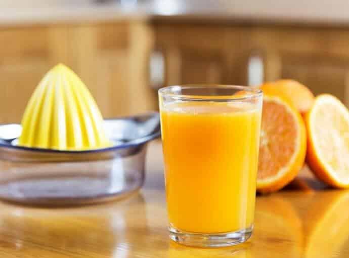 Cómo preparar un zumo de Naranja