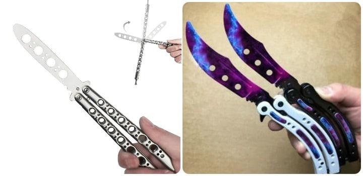 consejos y recomendaciones al comprar cuchillo mariposa