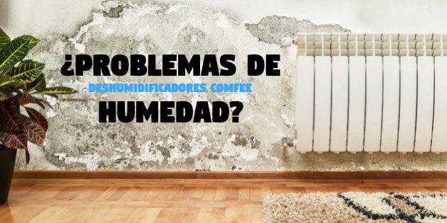 Deshumidificadores Comfee