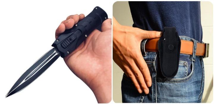 en que fijarse al comprar cuchillo militar