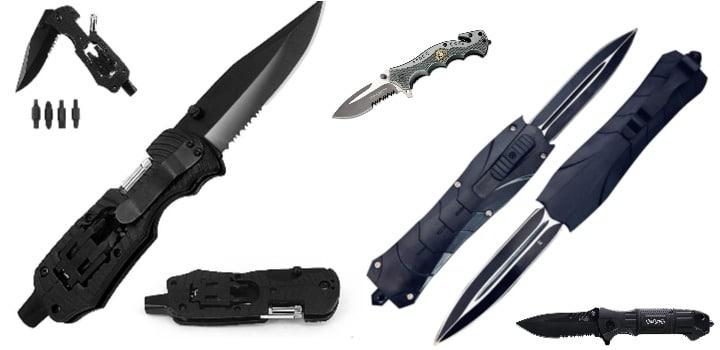 los mejores cuchillos militares