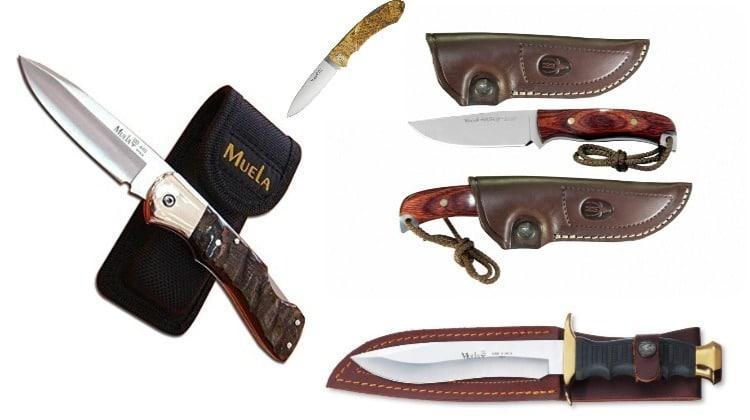 los mejores cuchillos muela