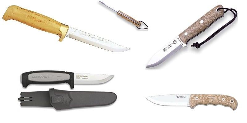 los mejores cuchillos nordicos