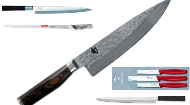 los mejores cuchillos para zurdos
