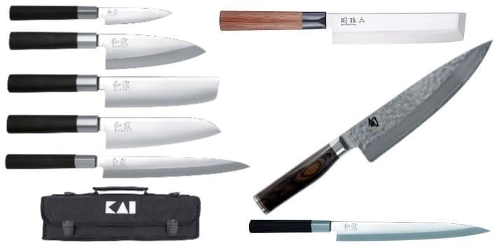 mejores cuchillos kai
