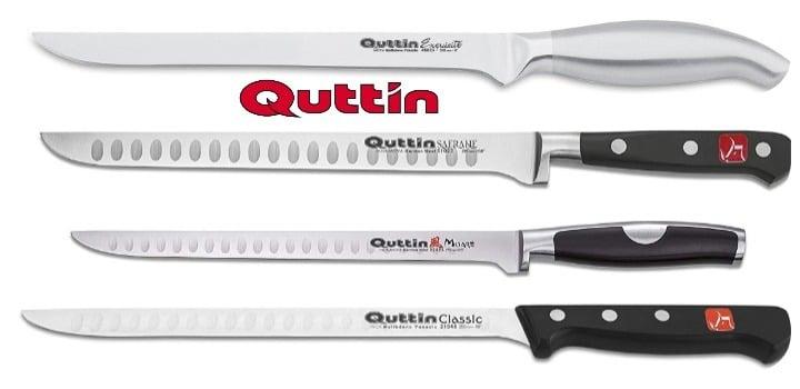 mejores cuchillo jamoneros quttin