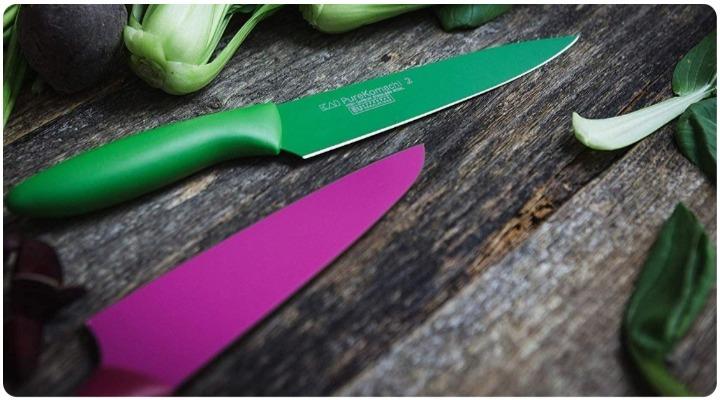 nuestra opinion los mejores cuchillos de colores