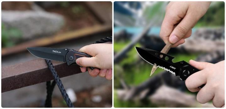 nuestra opinion sobre cuchillos de supervivencia